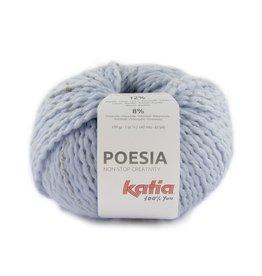 Katia Katia Poesia 53 Pastelblauw