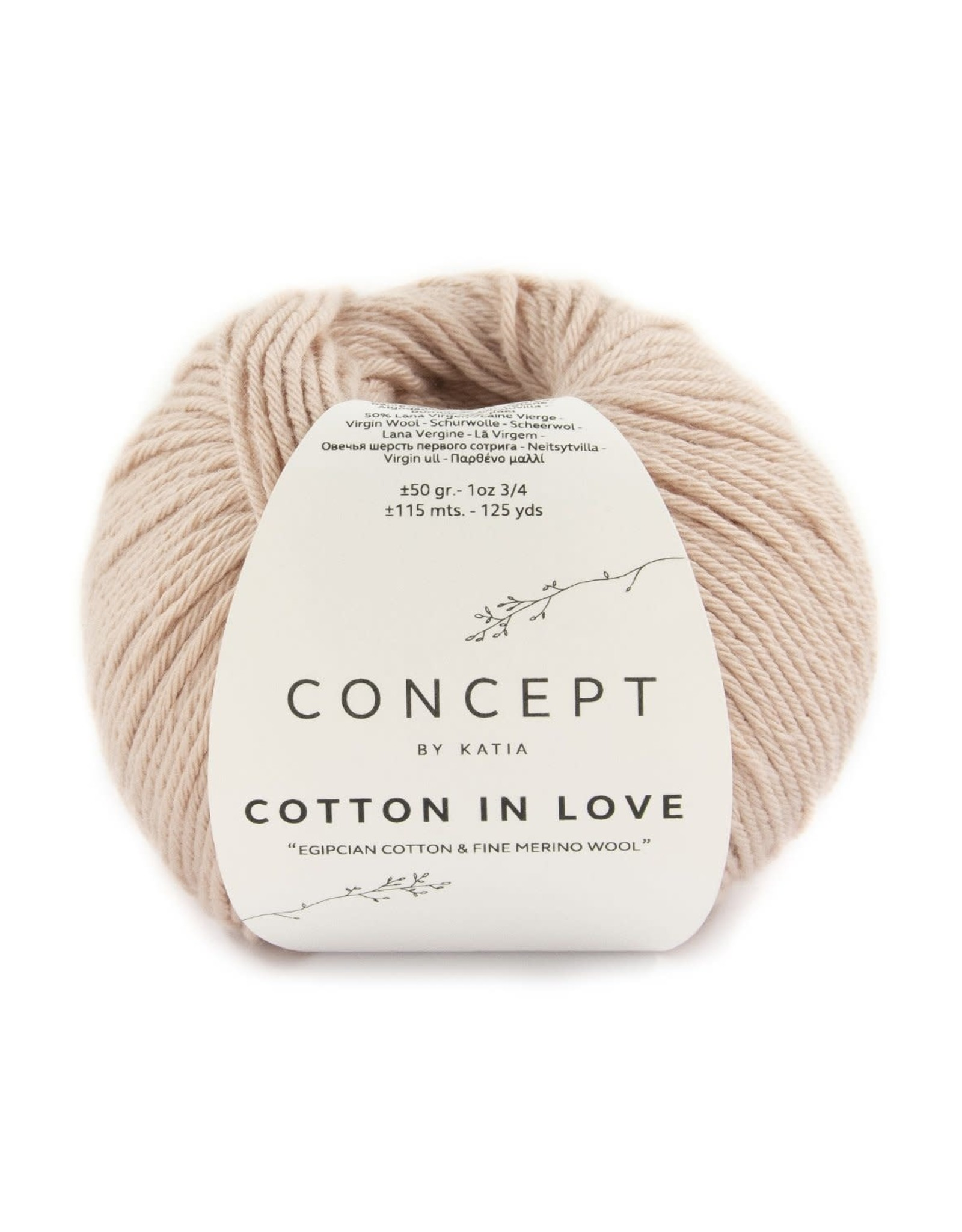 Katia Katia Cotton in Love 52 - Licht zalmroze