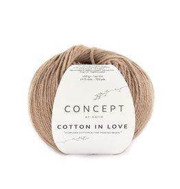 Katia Katia Cotton in Love 56 - Beigerood