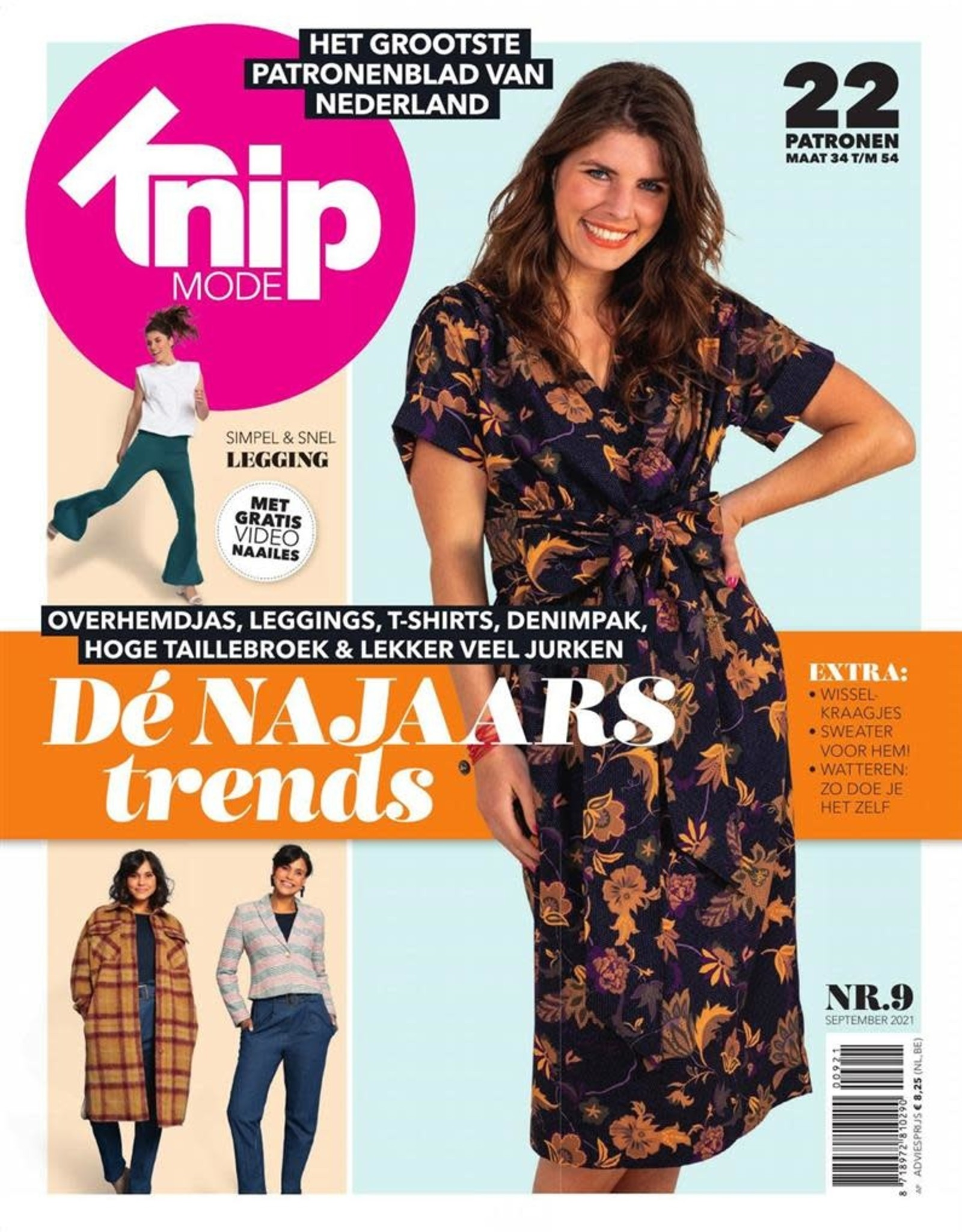 knipmode Knipmode magazine editie 9 2021