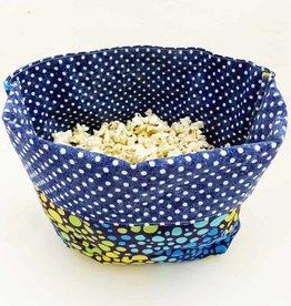 Workshop popcorn zakje naaien voor kinderen