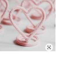 Workshop voor kinderen: valentijn hartje punnikken