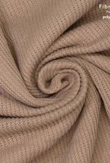 Fibre Mood Fibre Mood ed 16 Heavy rib knit ( Jo) licht camel