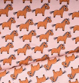 Eva Mouton Eva  Mouton Cotton Jersey Pony