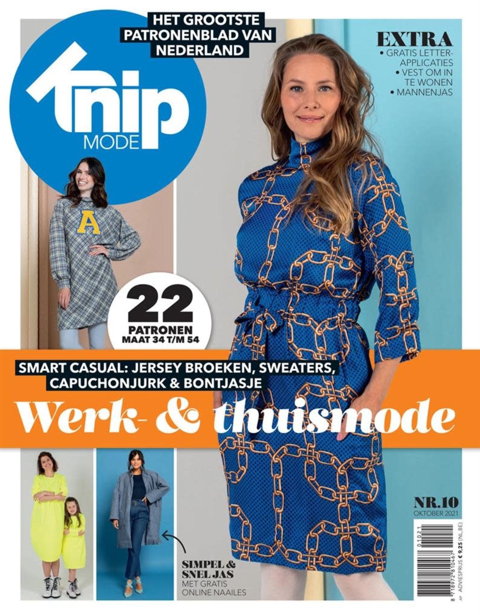knipmode Knipmode magazine editie 10 2021