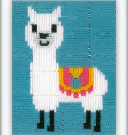 vervaco Spansteek kit Lama