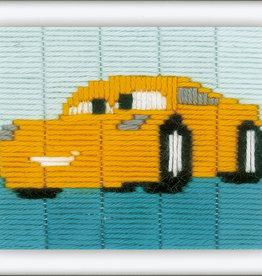 vervaco Spansteek kit disney Cars