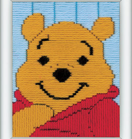 vervaco Spansteek kit disney Winnie The Pooh
