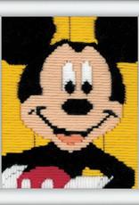 vervaco Spansteek kit disney micky mouse