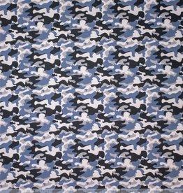 Polytex Polytex SAM Camouflage blauw jersey
