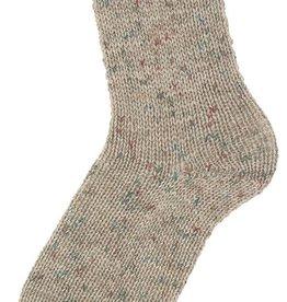 Fortissima Fortissima color kousenwol tweed effect 150 g beige met spikkel