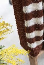 Katia Katia Breipakket voor een gestreepte Plaid van Knitting the Skyline