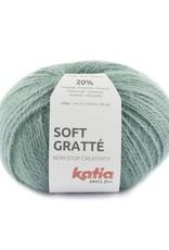 Katia Katia Soft Gratte 84 - Groenblauw