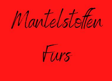 Mantelstoffen - Furs