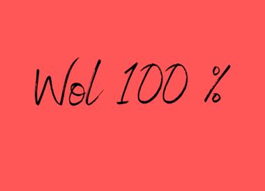 Wol 100%