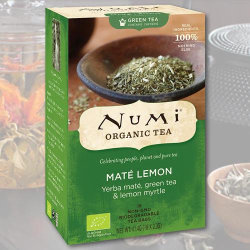 Mate Lemon Green