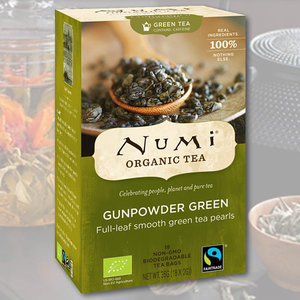 Gunpowder Green (Pkg)