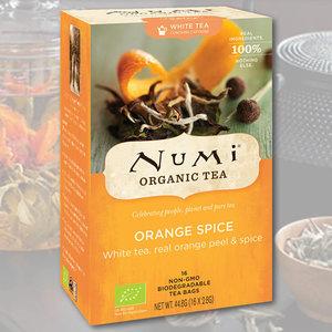 Orange Spice (Pkg)