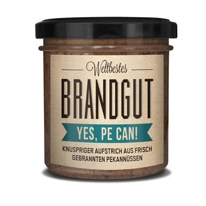Brandgut Yes, Pe Can! 160g