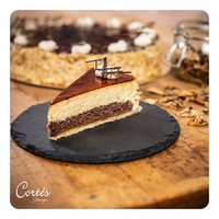 Crème Brûlée Torte | Ø26cm | groß