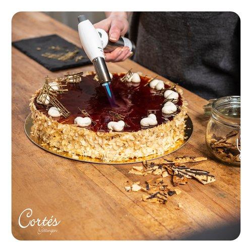 Crème Brûlée Torte | Ø26cm | Ø18cm | Stück