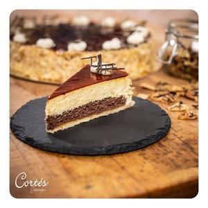 Crème Brûlée Torte | Stk