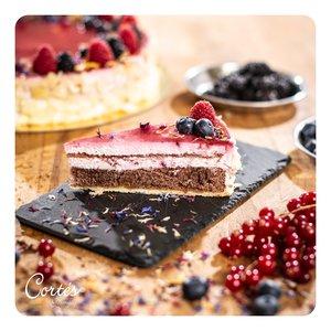 Himbeer Waldfrucht Torte  | Stk