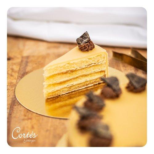 Marzipan Torte | Ø26cm | Ø18 cm | Stück