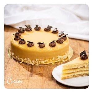 Marzipan Torte | Ø26cm