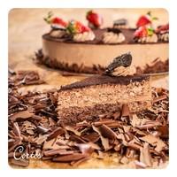 Konditorei Café Cortés Mousse-au-Chocolat-Torte | Stück