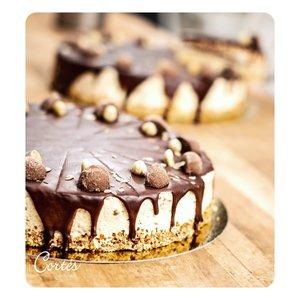 Nuss Nougat Torte