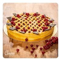 Sauerkirsch-Kuchen | Stück | vegan