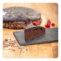 Schokoladenkuchen | Stück | vegan