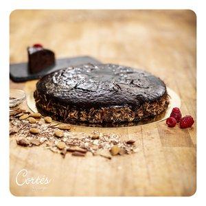 Schokoladenkuchen -vegan-