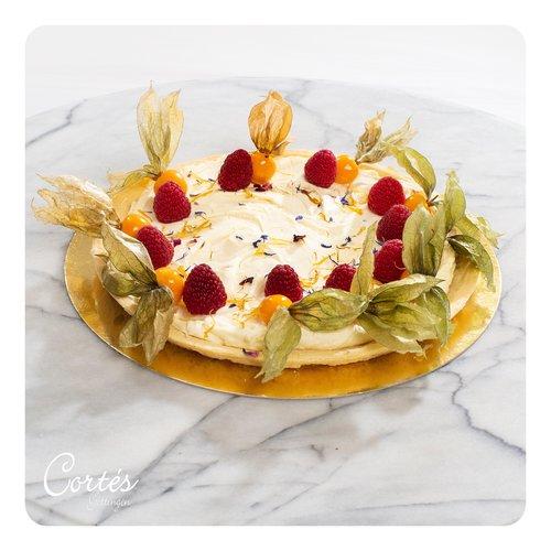 White Chocolate Cheesecake   Ø26cm   Stück