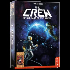 999 Games De Crew - Op Weg naar de 9e Planeet