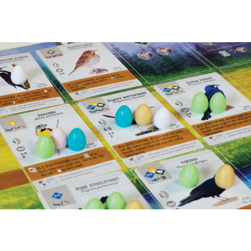 999 Games PREORDER- Wingspan NL (JUNI 2021)