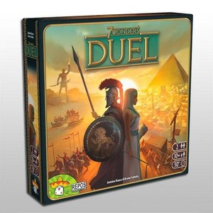 Repos Production PREORDER- 7 Wonders Duel NL (APRIL 2021)