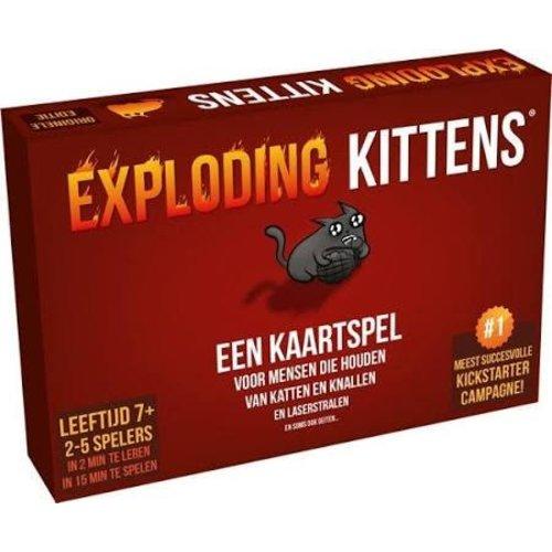 - Exploding Kittens NL