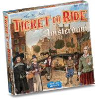 Ticket to Ride NL- Amsterdam