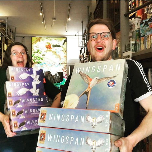 999 Games Wingspan NL- Europa expansion