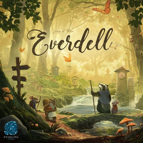 - Everdell ENG 2nd ed.