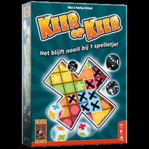 999 Games PREORDER - Keer op Keer (VERWACHT 29 JAN)
