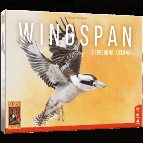 999 Games Wingspan NL- Oceania exp.