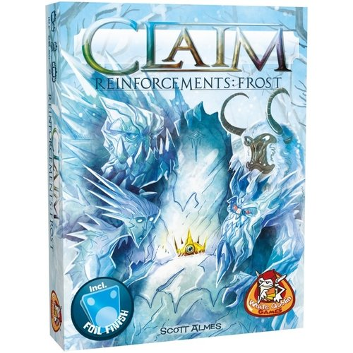 White Goblin Games Claim reinforcements - Frost