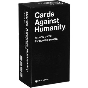- Cards Against Humanity- International Edition