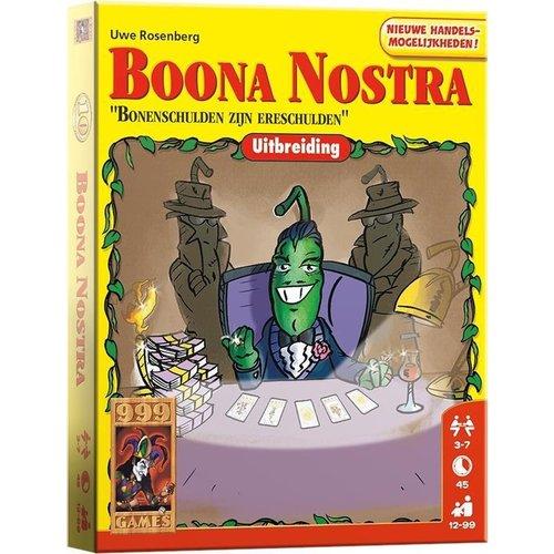 999 Games Boonanza- Boona Nostra