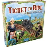 Ticket to Ride- Nederland exp.