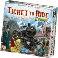 Ticket to Ride ENG- Europe