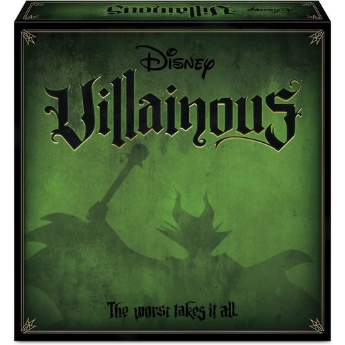 - Disney Villainous